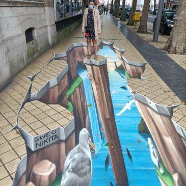 Calais Street Art